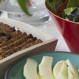 Larysa's Nut, Seed & Fruit loaf